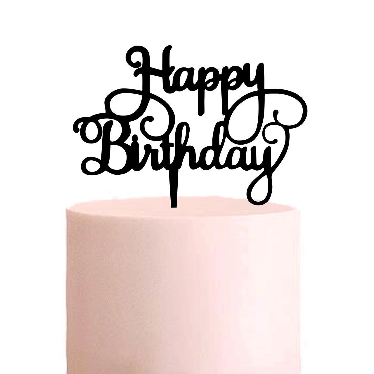 """Cake Topper """"Happy Birthday"""""""